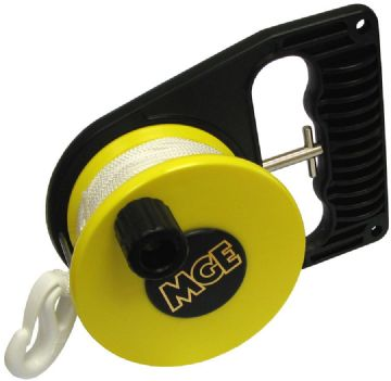 MGE - Standard Reel - Left or Right Hand - Lightweight and Durable - Diving